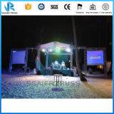 Beleuchtungssystem-Aluminiumdach-Binder für Stand &Outdoor Ereignis kundenspezifisch anfertigen