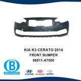 KIA K3 Cerato 2014 передний бампер 86511-A7000