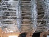 rete fissa del campo galvanizzata altezza di 2.0m, rete fissa del pascolo, rete fissa dell'azienda agricola