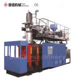 China fábrica automática del precio de venta de moldes de soplado extrusión de polímeros y molde máquina