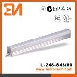 Iluminação com lâmpadas LED tubo linear CE/UL/RoHS (L-248-S48-RGB)
