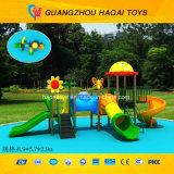 De populaire Kleine OpenluchtSpeelplaats Van uitstekende kwaliteit van het Ontwerp voor Kinderen (hoed-017)