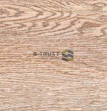 PVC de madera del grano de película