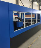 500With1000W Fiber Metal Laser Cutting Machine in den Autoteilen Industry