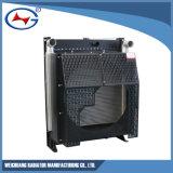 Radiador de alumínio do preço de fábrica do radiador do radiador Wd129tad25-3 de cobre