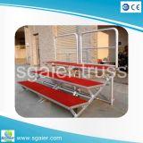 China-Lieferanten-mobile bewegliche Stadiums-Plattform-Choral-/Chor-/Chor-Aufbrüche für Verkauf