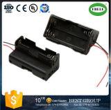 batteria impermeabile della cassetta portabatterie della cassetta portabatterie 9V aa