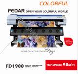 Fedar Impresora de sublimación FD1900 utilizando papel de sublimación