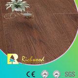 Plancher en bois stratifié par stratifié de parquet de noix de parquet de chêne de planche de vinyle de HDF