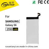 Abe-2550Eb-Bg920mAh para Samsung Galaxy S6 Batería Li-ion del polímero batería móvil