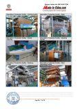 Фабрика 75/25 RDS Китая помыла серую утку вниз/утку пера 75% помытую серую вниз