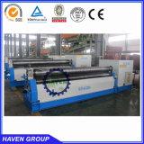 Machine de roulement de dépliement de plaque mécanique de 3 rouleaux W11-12X2500