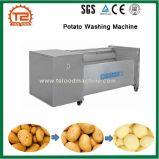 Шайба картошки и моющее машинаа картошки машины шелушения