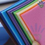 Gute Qualität bereitete Haustier Spunbond nichtgewebte Fabric/PP gesponnene verpfändete nicht gesponnene Gewebe-Gewebe auf