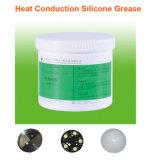 La conducción de calor la grasa de silicona conductora térmica grasa de silicona