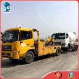 ([8كبم-دروم]) يرمّم يستعمل [فوس] [ميتسوبيشي] خرسانة شاحنة خلاط لأنّ كمبوديا