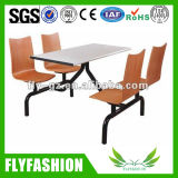 Table basse et chaise pour café