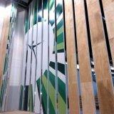Alta acústica tabiques para la sala multiuso y sala de conferencias