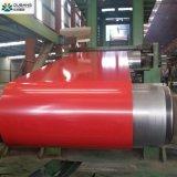 La couleur des bobines en acier galvanisé recouvert de PPGI pour feuille de toit