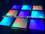 実行中LED魔法ピクセル段階のダンス・フロアライトディスコのダンスの照明結婚式の装飾のクリスマスの照明5年の保証音楽