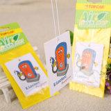 Casa colgando Ambientador embalaje con papel de la tarjeta (YH-AF248)