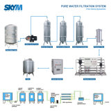 macchina di rifornimento automatica piena della bevanda dell'acqua 10000bph