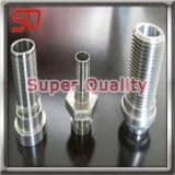 Aluminiumpräzision CNC-maschinell bearbeitenteil