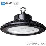 円形UFOの形産業100W LED高い湾ライト