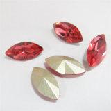 Pietra di cristallo di formato del Punto-Indietro senza piombo e multi di vario colore per i vestiti