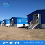 Kundenspezifisches lebendes vorfabriziertes Behälter-Haus in Kazakhstan