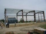 Edificio de acero prefabricado para el uso de Industral