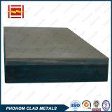 Legame materiale del metallo dissimile insieme via tecnologia della saldatura esplosiva