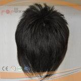 사람의 모발 가득 차있는 레이스 정면 Hairpiece (PPG-l-01697)