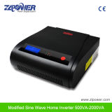 2018 série HD Zlpower Venda quente 500~2000va transformador CA para carregamento desliga inversor com várias proteções de Grade