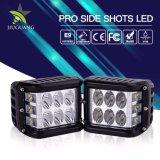 Des Punkt-Träger-3inch LED Arbeits-Licht seitliche Beleuchtung-des Großverkauf-12V 45W LED