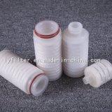 Vendite calde cartuccia di filtro pieghettata Minipore dai 0.1 micron per il filtro dell'aria