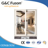 Vidro corrediço de porta de alumínio multifuncional para Modern House