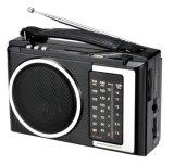 USB/SD/Rechargeable/Bluetooth 스피커를 가진 FM/Am/Sw 3 악대 휴대용 라디오