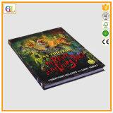Libro di storia dei bambini, stampa del libro di bambini in Hardcover