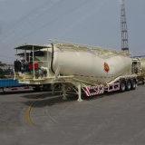 3 réservoir de l'essieu 30t/de camion-citerne remorque semi pour la colle en vrac de transport
