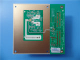Circuit imprimé de commande de l'impédance du circuit d'immersion du Conseil de l'étain Tacoinc Cer-10 1.19mm