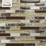 El hielo de alta calidad crepitar estilo antiguo mosaico de vidrio
