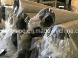La pipe en acier soudant l'acier inoxydable 316 et 316L a poli