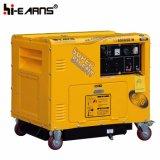 휴대용 모형 최고 침묵하는 힘 디젤 엔진 발전기 (DG6500SE-N)
