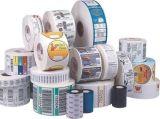 صاحب مصنع كلّ من الطباعة علامة مميّزة لاصق