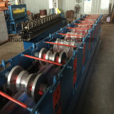 建築材料の金属の機械製造者を形作る鋼鉄リッジの帽子ロール