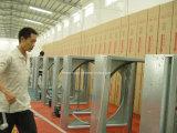 China-Lieferanten-Quadrat-explosionssicherer Absaugventilator-prüfender Ventilator