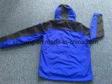 Veste de montagne chauffée pour homme, veste de fièvre, veste d'hiver, veste 100% nylon Taslon