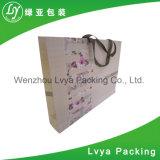 Sac bon marché de papier d'emballage d'utilisation de cadeau de vente populaire pour des achats