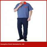 Uniforme unisex da roupa protetora qualidade feita sob encomenda da impressão da melhor (W200)